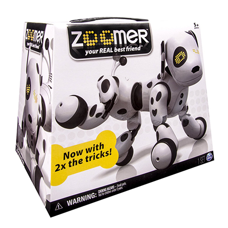 Zoomer Robot Dog | Compare | Buy Now