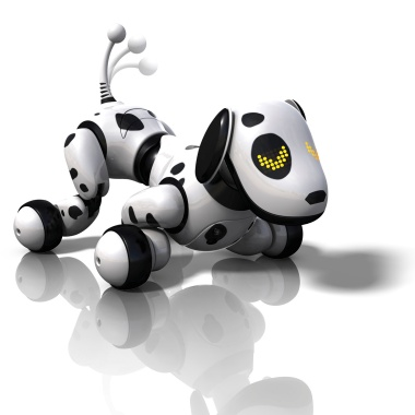 Zoomer Toy Dog Review