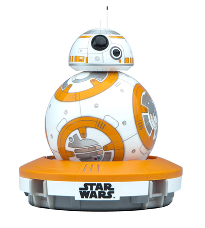 sphero star wars bb-8 charger