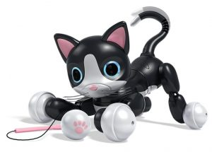 Zoomer Kitty Interactive Cat