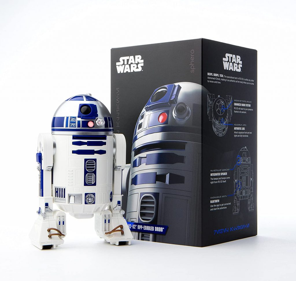 r2d2 image 2 - toy robots review