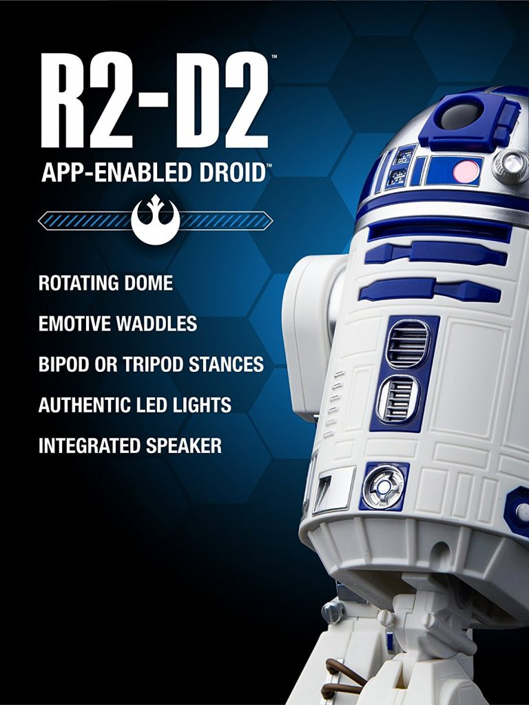 r2d2 image - toy robots review